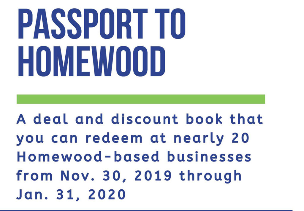 Passport to Homewood
